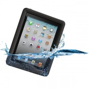 Чехол Nuud Case Black для iPad 2/The New iPad/iPad 4 от LifeProof