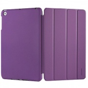 Чехол Super Slim Case Smart Cover Purple для iPad Mini от Khomo (B00A8LPVLY)
