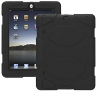 Чехол Survivor Black для iPad 2/The New iPad/iPad 4 от Griffin (GB02480)