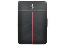 Чехол Ferrari Leather Folio Case California Collection Black/Red для iPad mini от CG Mobile (FECFFCMPBL)