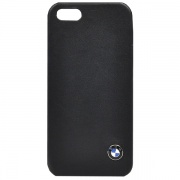 Чехол BMW Leather Hard Case Black для iPhone 5 от CG Mobile (BMHCP5LB)