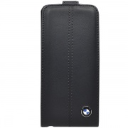 Чехол BMW Flap Leather Case Navy Blue для iPhone 5 от CG Mobile (BMFLP5LN)