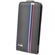 Чехол BMW Flap Leather Case Grey для iPhone 5 от CG Mobile (BMFLP5MG)
