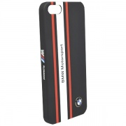 Чехол BMW Motorsport Collection Hard Rubber Case Black для iPhone 5 от CG Mobile (BMHCP5SRN)