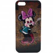 Чехол Kuso Cartoon Print Hard Case Disney Minnie Mouse для iPhone 5