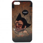 Чехол Kuso Cartoon Print Hard Case Astro Boy для iPhone 5