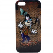 Чехол Kuso Cartoon Print Hard Case Disney Goofy для iPhone 5