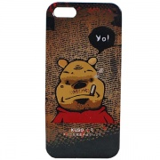 Чехол Kuso Cartoon Print Hard Case Disney Winnie the Pooh для iPhone 5