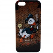 Чехол Kuso Cartoon Print Hard Case Disney Donald Duck для iPhone 5