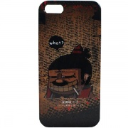 Чехол Kuso Cartoon Print Hard Case Calabash Boys для iPhone 5