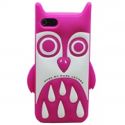 Чехол Javier Owl Pink для iPhone 5 от Marc by Marc Jacobs