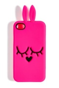 Чехол Katie Bunny Pink для iPhone 5 от Marc by Marc Jacobs