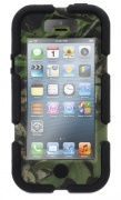 Чехол Survivor Mossy Oak Camo Black with Belt Clip для iPhone 5 от Griffin (GB36898)