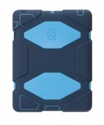 Чехол Survivor Extreme Duty Case Navy/Cornflower для iPad2/The New iPad/iPad 4 от Griffin (GB36247)