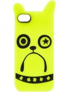 Чехол Pickles Fluoro Yellow для iPhone 4/4S от Marc by Marc Jacobs