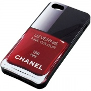 Чехол Chanel Nail Colour 159 Fire для iPhone 5