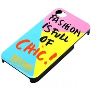 Чехол Moschino Fashion Cheap &Chic Collection для iPhone 5