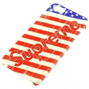 Чехол Supreme Collection USA Flag для iPhone 5