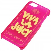 Чехол Viva La Juicy Pink для iPhone 5 от Juicy Couture