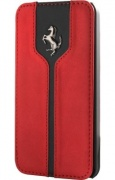 Чехол Ferrari Montecarlo Collection Red Book Type Case для iPhone 5 от CG Mobile (FEMTFLBK5RE)
