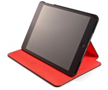 Чехол Soft Tec Wallet Black/Red для iPad 4 от Element Case (APIP-2010-KR00)