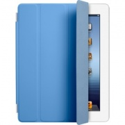 Чехол Smart Cover Blue (Polyurethane) для iPad 2/The New iPad/iPad 4 от Apple (MD310LL/A)