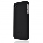 Чехол Feather Ultralight Hard Shell Case Black Absolute для iPhone 4/4S от Incipio (IPH-512)