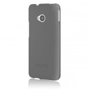 Чехол Feather Ultra Thin Snap-On Case Iridescent Gray для HTC One от Incipio (HT-349)