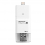 Внешний накопитель i-Flash Drive HD 16 Gb with Dual Connector от PhotoFast