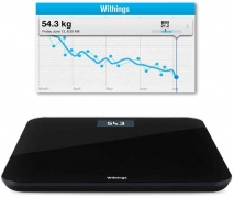 Весы Wireless Scale Black для Android-устройств от Withings (WS-30)