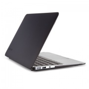 Чехол SeeThru Satin Black для MacBook Pro with Retina Display 13