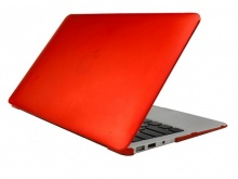 Чехол Crystal Case Red для MacBook Air 13