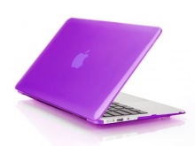 Чехол Crystal Case Purple для MacBook Pro with Retina Display 13