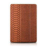 ����� Snake Leatherette Case Brown ��� iPad Air �� Verus