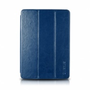 Чехол Dandy Leatherette Case Navy для iPad Air от Verus