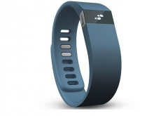 Спортивный браслет Fitbit Force Wireless Activity Wirstband (Slate)