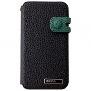 Чехол Masstige Color Edge Diary Series Black для iPhone 4S/4 от Zenus