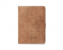 Чехол Retro Vintage Diary Collection (Vintage Brown) для iPad Air от Zenus