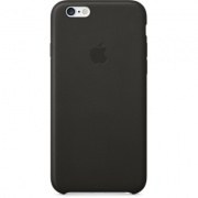 Чехол iPhone 6 Leather Case Black от Apple