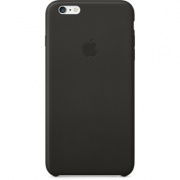 Чехол iPhone 6 Plus Leather Case Black от Apple