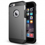 Чехол Case Tough Armor Gunmetal для iPhone 6 от SGP (SGP11022)