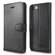 Чехол Case Wallet S Black для iPhone 6 от SGP (SGP10972)
