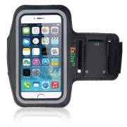 Чехол-держатель EnGive Anti-slip Spotrs Armband Black для iPhone 6 Plus