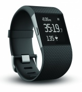 Фитнес-браслет Fitbit Surge Fitness Super Watch Black (Large)