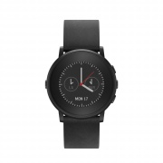 Умные часы Pebble Time Round Smartwatch Black/Nero