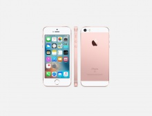 Смартфон Apple iPhone SE 16 Gb Rose Gold