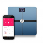 Весы Withings (Nokia) Body Composition Wi-Fi Scale (Black)