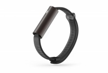 Cпортивный браслет Misfit Ray Carbon Black with Sport Band