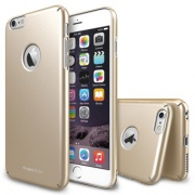 Чехол Ringke Slim Case iPhone 6 LogoCut-Royal Gold