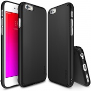 Чехол Ringke Slim Case iPhone 6-SF Black